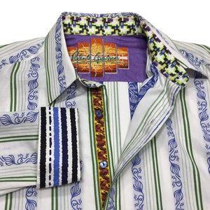 Robert Graham Sonoran Button Shirt
